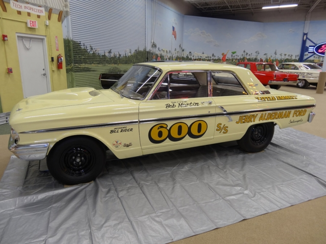 1964 Alderman Ford Thunderbolt