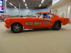 Gas Ronda's 1966 Ford Mustang <br />