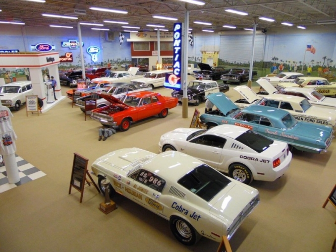 Factory Lightweights - Factory Drag Race Cars for sale