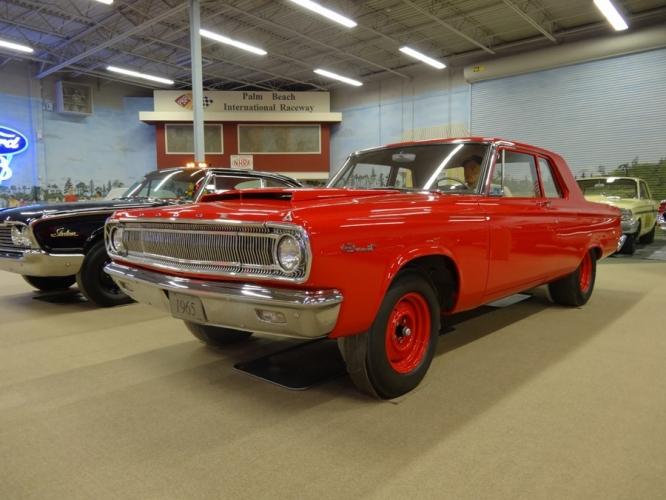 1965 Dodge A990 Factory Lightweight