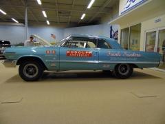 Frank Sanders 1963 Chevrolet Z-11