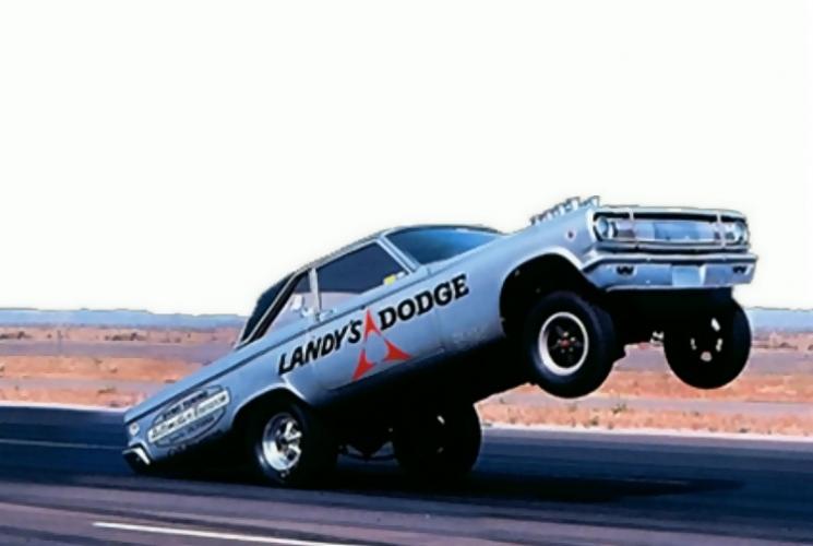 Dick Landy's 1965 Altered Wheelbase Hemi Dodge