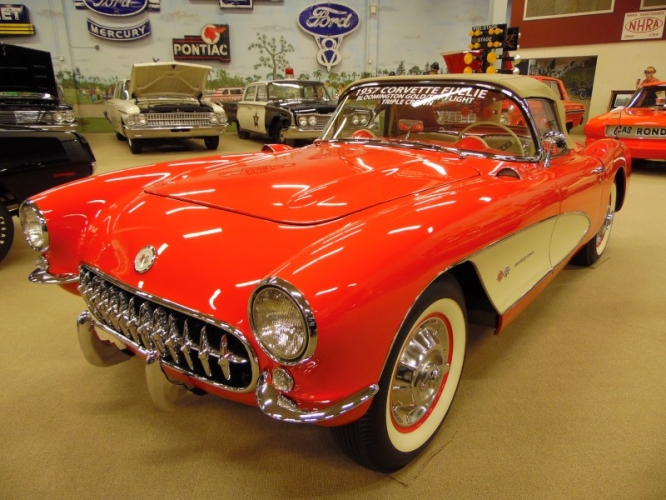 1957 Corvette Fuelie