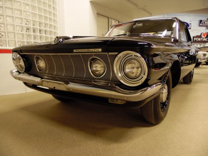 1962 Plymouth Savoy 2-Door Sedan Super Stock 413