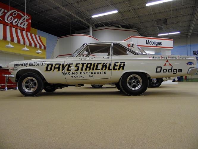 Factory Lightweights - 1965 Dodge Factory Altered Wheelbase
