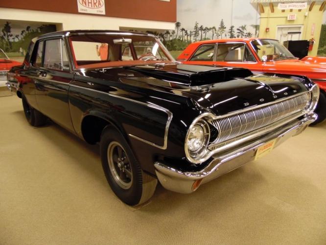 1964 Dodge Lightweight Super Stock Hemi